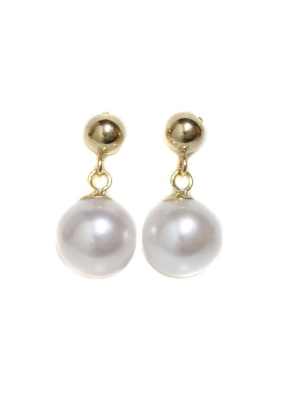 Boucles d'oreilles Hoeai Moea Perles - 1