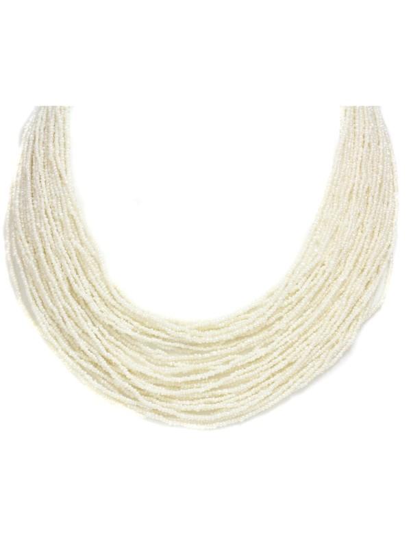 Collier Nia Akoya Moea Perles - 1