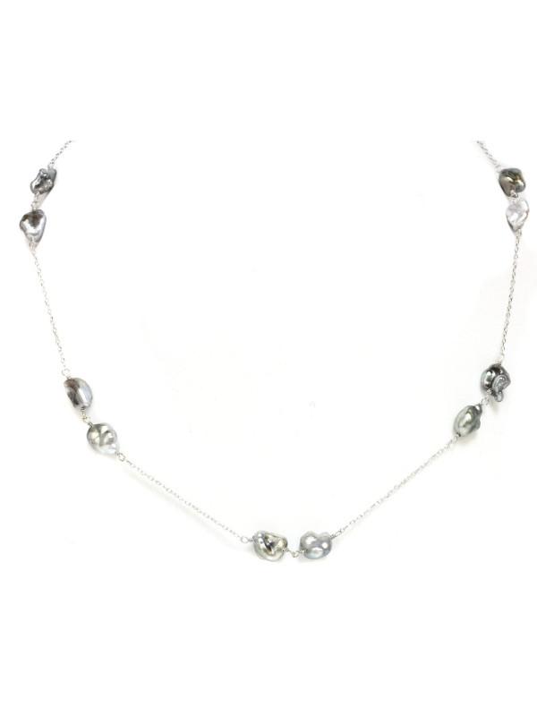 Collier Miua keshi perles de tahiti Moea Perles - 1