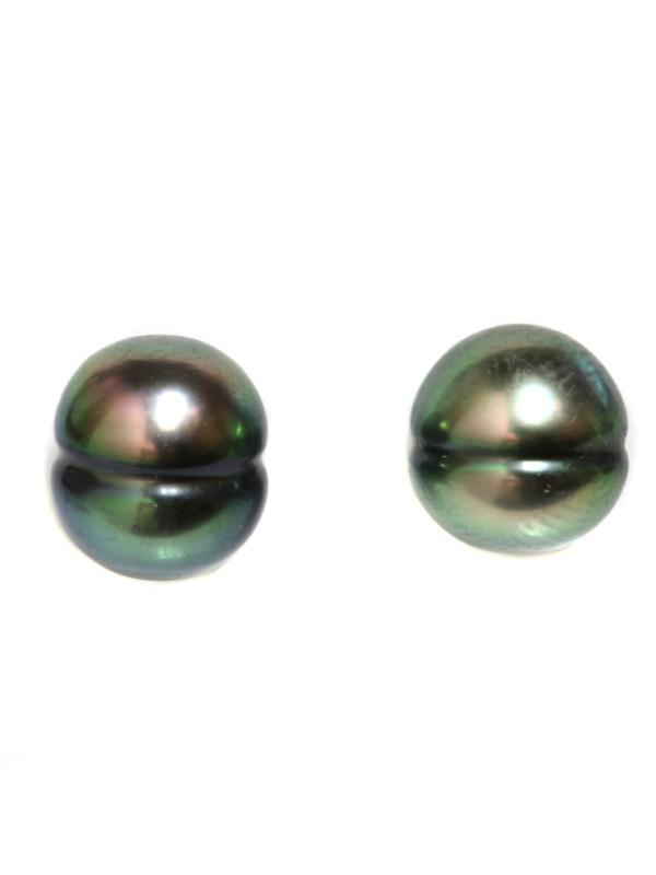 Boucles d'oreilles Aro Moea Perles - 1