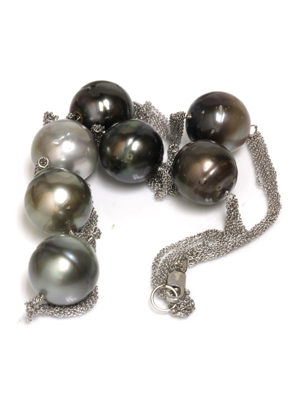 Collier Mao 7 perles de tahiti Moea Perles - 2