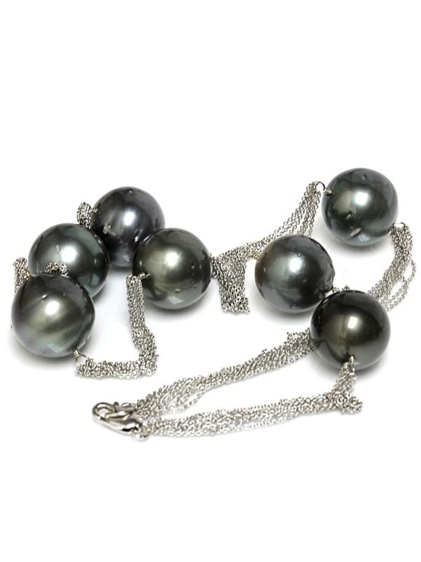 Collier Mia 7 perles de tahiti Moea Perles - 2