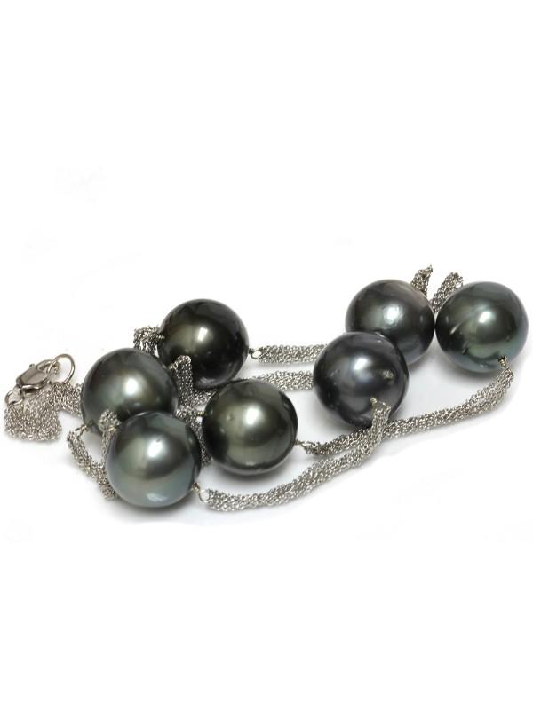 Collier Mia 7 perles de tahiti Moea Perles - 3