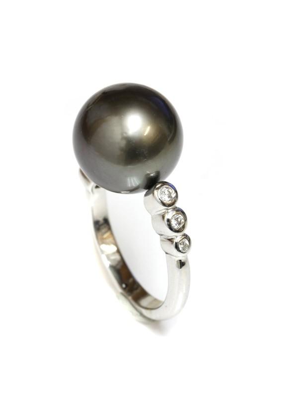 Bague Hetua Moea Perles - 1