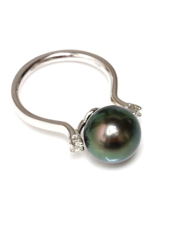 Bague Laure perle de tahiti Moea Perles - 2