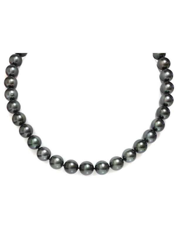 Collier Moea rond Moea Perles - 1