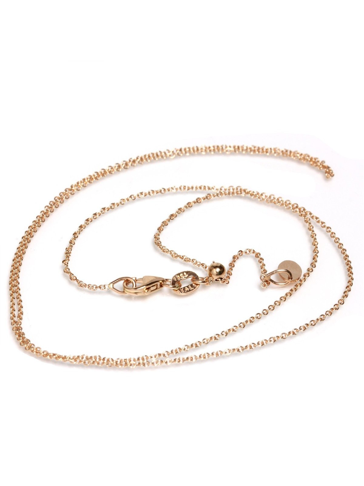 Chaine ajustable Or 14 carats Moea Perles - 6