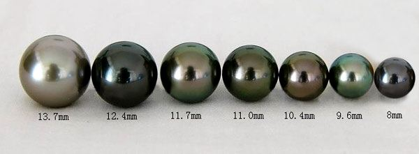 taille perles de tahiti